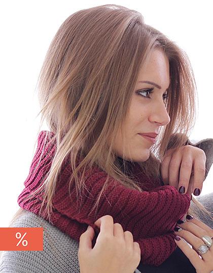 Dapper - Knitted Neckwarmer